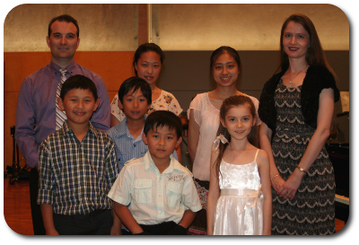 Hall of Fame - Treviano Studio - Brisbane Piano Teacher